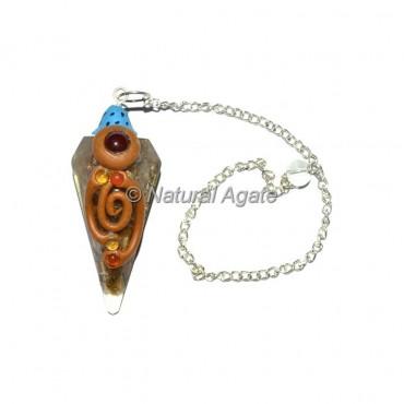 Reiki Orgone Tibetan Pendulums