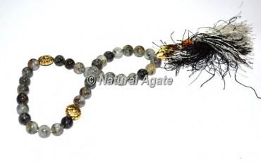 Rutile 33 Beads Tasbih
