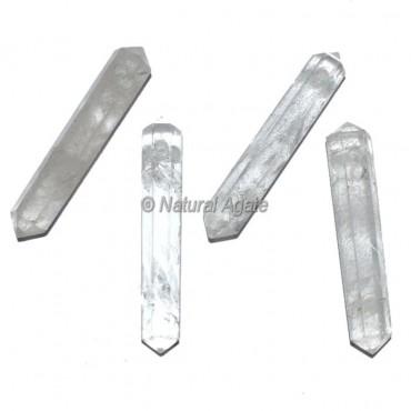 Crystal Quartz Vogel Pendants