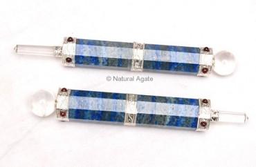 Lapis lazuli Plane wands